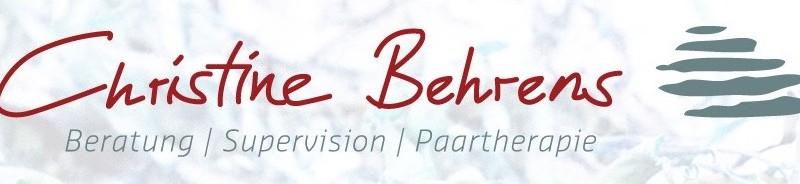 Paarberatung, Supervision Christine Behrens